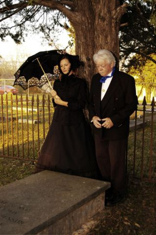 Natchitoches Haunted History Tour: October 31, 2009